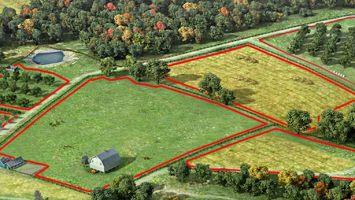 Уточнение местоположения границ земельного участка