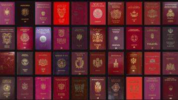 Рейтинг паспортов мира