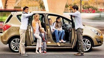 Автомобиль для многодетной семьи отгосударства в2019 году