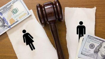 Долги при разводе