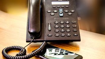 Оказание услуг телефонной связи