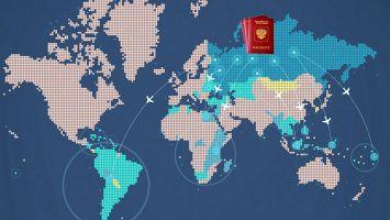 Безвизовые страны для россиян в2019 году