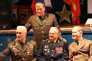 Как оформить ветеран военной службы