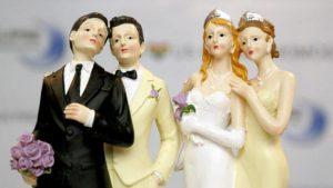 Страны где разрешены однополые браки 2020
