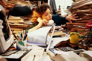 За кокой срок работодатель должен предупредить о переработке
