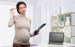 Кодекс для беременных на работе