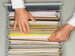 Прием на работу как заполнять в личной карточке