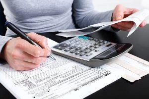 Подоходный налог (НДФЛ) за работников в 2021 году