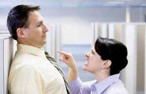 Претензия оскорбление на рабочем месте трудовой кодекс рф