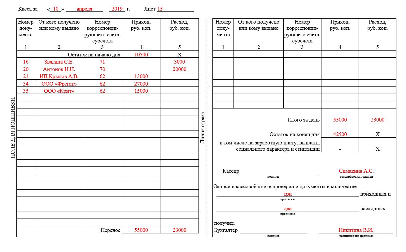 Задача: Экзаменационные задачи по бухгалтерскому учету