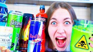 Закон о запрете продажи безалкогольных энергетических напитков несовершеннолетним